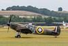 Supermarine Spitfire Mk1 N3200 at Flying Legends