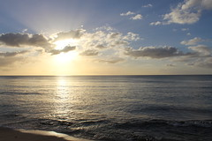 Beach Sunset (Rckr88) Tags: pointeauxbiches mauritius pointe aux biches beach sunset beachsunset beachsunsets sunsets sea water waves wave ocean coast coastline coastal sun sunlight clouds cloud cloudy cloudysky cloudyocean nature naturalworld outdoors travel travelling
