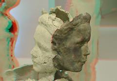 Paper-art CODA Apeldoorn 3D (wim hoppenbrouwers) Tags: paperart helmiebrugman anaglyph stereo redcyan coda apeldoorn 3d 40mm nikkor