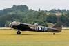 Bristol Blenheim Mk.I (G-BPIV) at Flying Legends
