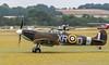 Supermarine Spitfire Mk IIa P7308 at Flying Legends