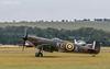 Supermarine Spitfire MkI (G-CGUK) at Flying Legends