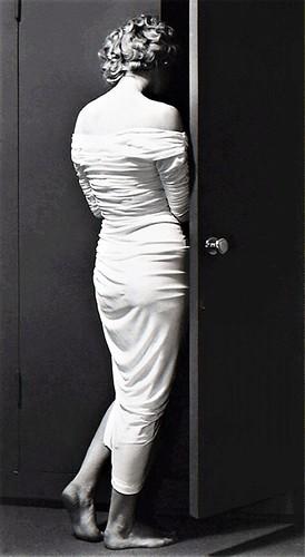 Marilyn Monroe fotografiada por Philippe Halsman, 1952