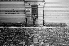 On Call (Cycling-Road-Hog) Tags: blackwhite candid canoneos750d citylife colour efs55250mmf456isstm edinburgh edinburghstreetphotography monochrome people places scotland street streetphotography streetportrait urban
