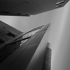 DSC01672a (Hamilton Ross) Tags: abstract minimalism minimal bw art fine modern architecture