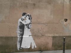 rue du petit musc (Roberto Urios) Tags: paris parigi muro mur