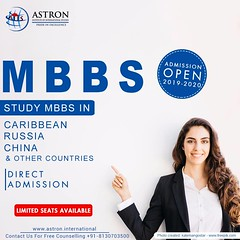 Study MBBS in Caribbean, Russia, China & other Countries (webmaster.astroninternational) Tags:
