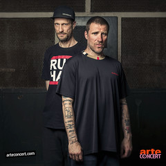 Release Party : Sleaford Mods (arteconcert) Tags: sleaford mods punk release party concert live session gig private music
