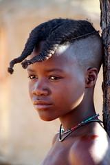 Pensive (Alan1954) Tags: girl himba namibia africa holiday 2018 platinumheartaward