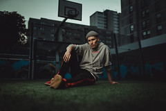 Player (AlexanderHorn) Tags: portrait fashion portraiture male dramatic athlete sports basket sony a7riii sigma helsinki street urban citylife
