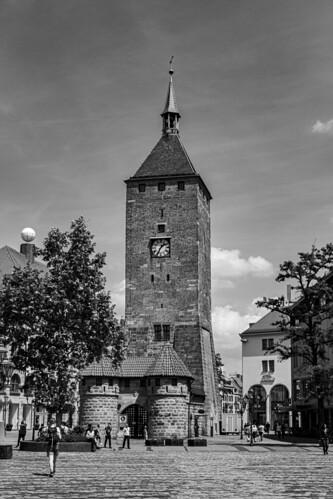 The White Tower, Nuremburg.