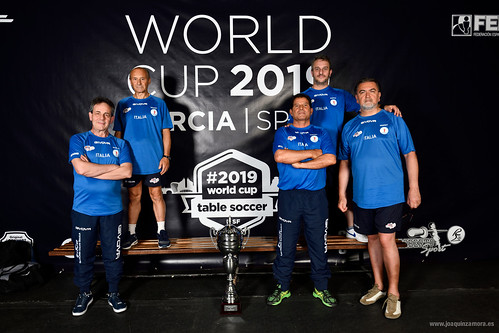 ITSF World Cup 1585 Murcia 2019 PEQ