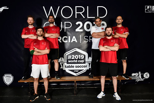 ITSF World Cup 1304 Murcia 2019 PEQ