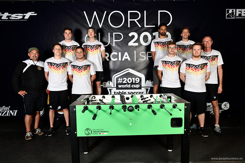 ITSF World Cup 1286 Murcia 2019 PEQ