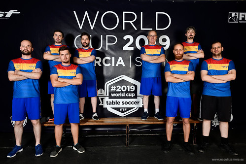 ITSF World Cup 1272 Murcia 2019 PEQ