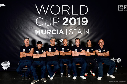 ITSF World Cup 1254 Murcia 2019 PEQ