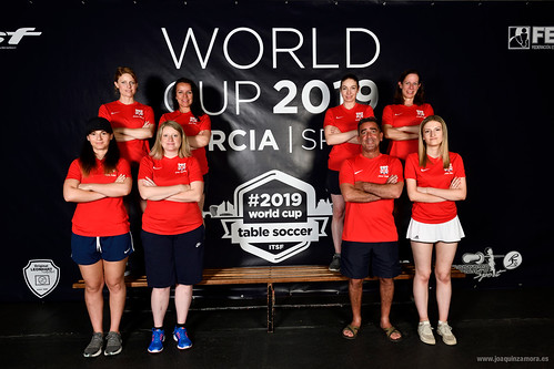 ITSF World Cup 1018 Murcia 2019 PEQ