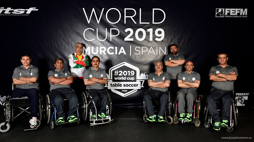 ITSF World Cup 0715 Murcia 2019 PEQ
