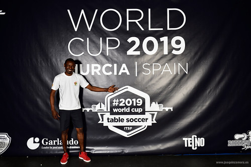 ITSF World Cup 509 Murcia 2019 PEQ