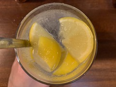 Lemon Sour (INZM.) Tags: lemon sour lemonsour レモン サワー レモンサワー drink yakitori やきとり 焼鳥 japan yokohama japanfood food japanesefood japanesestyle ぽるこ pork porco