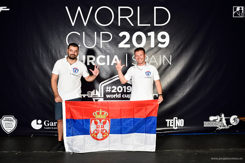 ITSF World Cup 203 Murcia 2019 PEQ