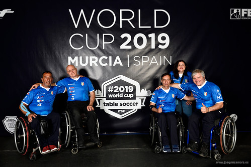 ITSF World Cup 129 Murcia 2019 PEQ