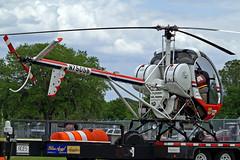 N7505B   Schweizer 269C [S1205] Lakeland-Linder~N 16/04/2010 (raybarber2) Tags: airportdata cns1205 filed flickr helicopter klal n7505b planebase raybarber s1205 usacivil