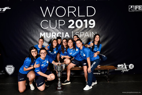 ITSF World Cup 1593 Murcia 2019 PEQ