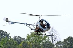 N707AH   Schweizer 269C-1 [0319] Atlanta-Dekalb Peachtree~N 22/04/2010 (raybarber2) Tags: 0319 airportdata cn0319 filed flickr helicopter kpdk n707ah planebase raybarber usacivil