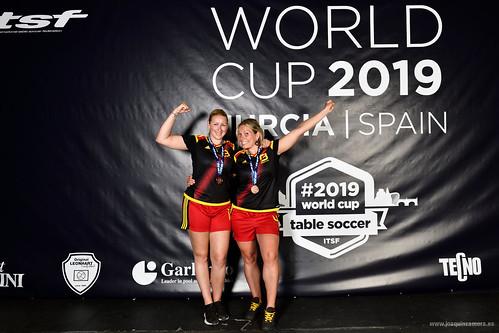 ITSF World Cup 1642 Murcia 2019 PEQ