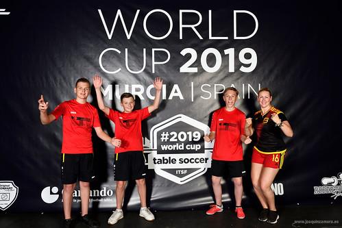 ITSF World Cup 1639 Murcia 2019 PEQ