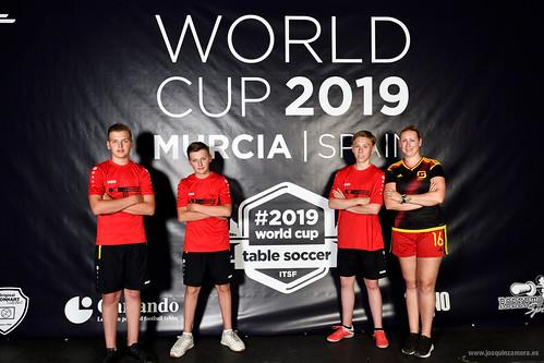 ITSF World Cup 1636 Murcia 2019 PEQ