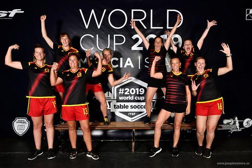 ITSF World Cup 1626 Murcia 2019 PEQ