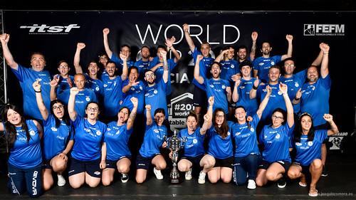 ITSF World Cup 1616 Murcia 2019 PEQ