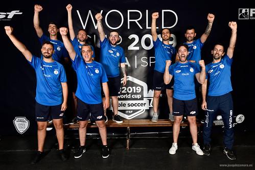 ITSF World Cup 1611 Murcia 2019 PEQ