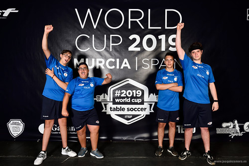 ITSF World Cup 1602 Murcia 2019 PEQ