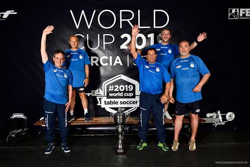 ITSF World Cup 1587 Murcia 2019 PEQ