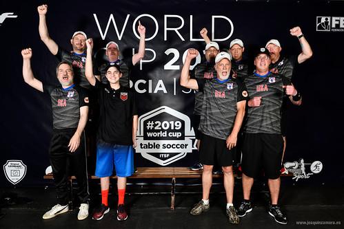 ITSF World Cup 1404 Murcia 2019 PEQ