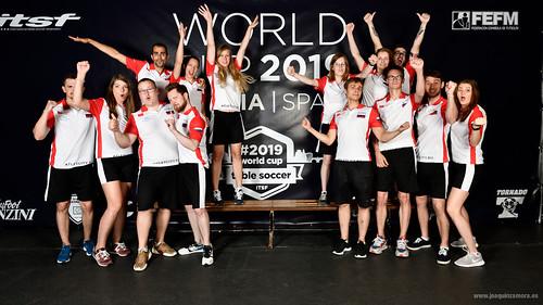 ITSF World Cup 1401 Murcia 2019 PEQ
