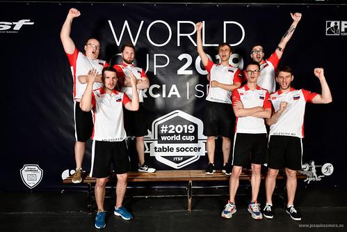 ITSF World Cup 1391 Murcia 2019 PEQ