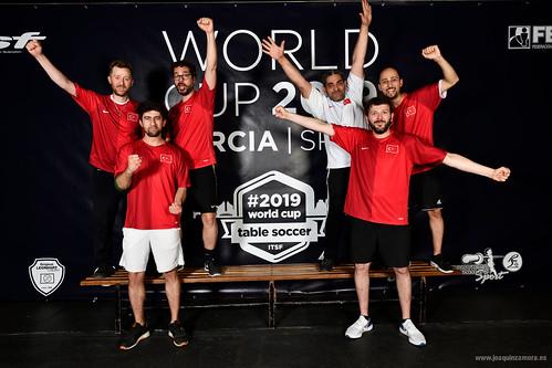 ITSF World Cup 1307 Murcia 2019 PEQ