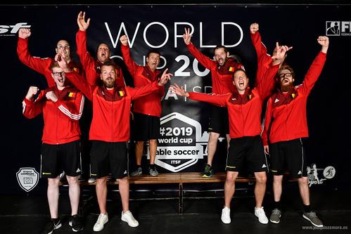 ITSF World Cup 1265 Murcia 2019 PEQ