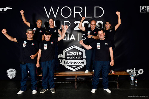 ITSF World Cup 1252 Murcia 2019 PEQ