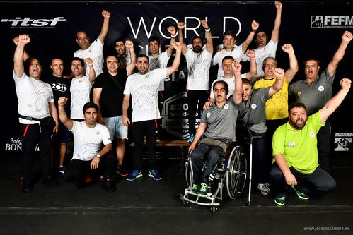 ITSF World Cup 1073 Murcia 2019 PEQ