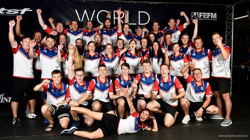 ITSF World Cup 1059 Murcia 2019 PEQ