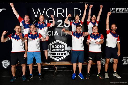 ITSF World Cup 1044 Murcia 2019 PEQ