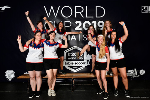 ITSF World Cup 1038 Murcia 2019 PEQ