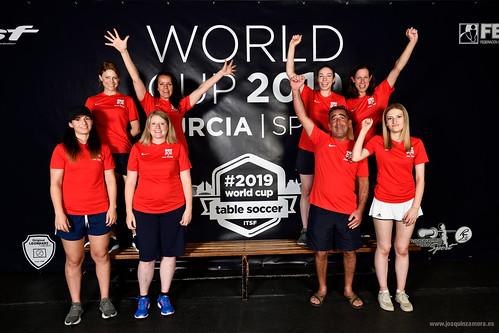 ITSF World Cup 1020 Murcia 2019 PEQ
