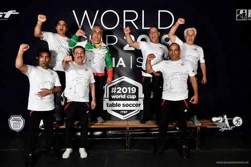ITSF World Cup 0724 Murcia 2019 PEQ