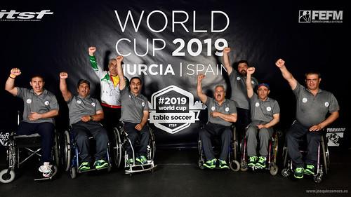 ITSF World Cup 0717 Murcia 2019 PEQ